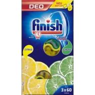 FINISH CALGONIT Deo - 3x zapach cytryna-limonka