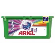 ARIEL 3w1 COLOR - kapsułki do prania 30 szt.
