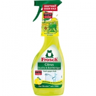 FROSCH CITRUS - spray do prysznica,wanny 500ml