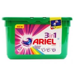 ARIEL POWER 3w1 COLOR - kapsułki do prania 12 szt.