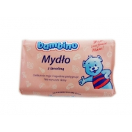 BAMBINO - mydło z lanoliną dla dzieci 90g.