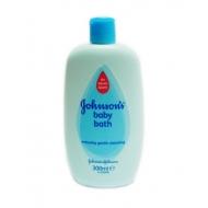 JOHNSON'S - płyn do kąpieli dla dzieci 300ml.
