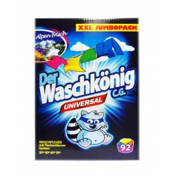 WASCHBAR - niemiecki proszek UNIWERSALNY 92 prań