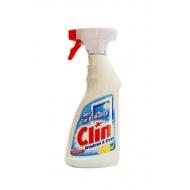 CLIN - spray do szyb CYTRYNOWY 500ml.