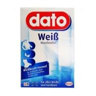 DATO Weiss - proszek do prania firanek 580g.
