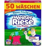 WEISSER RIESE - proszek kolor 50 prań