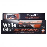 WHITE GLO -czarna pasta do zębów z Aktywnym Węglem