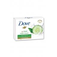 DOVE - mydło kostka myjąca Go Fresh ogórek 100g