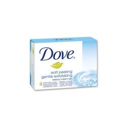 DOVE - mydło kostka myjąca Peeling 100g