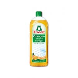 FROSCH - uniwersalny płyn do czyszczenia pomarańczowy 750ml